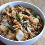Quick and Easy Egg Fried Rice (NO GINGER… NO GARLIC)
