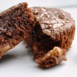 "Abby Dodge's… ""4 Ingredient"" Nutella Fudge Brownie Cups (166 Calories)"
