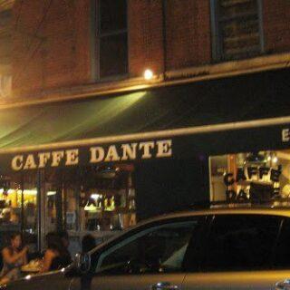 Caffe Dante | New York City