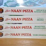 Product Review: Tandoor Chef's – The Original Naan Pizza (4 flavors)