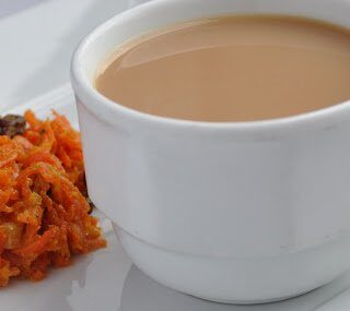 A Healthier Gajar Ka Halwa (Indian Carrot Pudding)… Reduced Fat & 310 Calories!