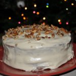 The Cake to Heal A Broken Heart… Hummingbird Cake!  (REDUCED FAT & 366 Calories)