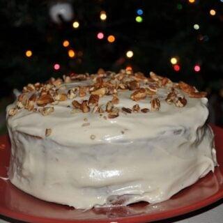 Hummingbird Bakery Carrot Cake Calories