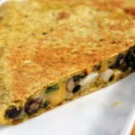 Spinach & Black Bean Quesadillas
