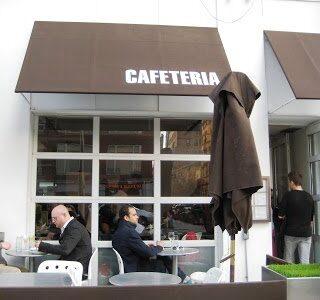 Brunch @ Cafeteria | New York City