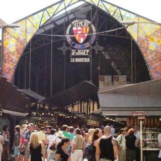 Boqueria Food Market | Barcelona, Spain