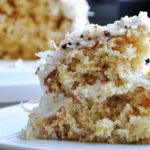 Heavenly… Pina Colada Cake (Reduced Fat & 444 Calories)