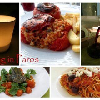 Eating Paros | Greece