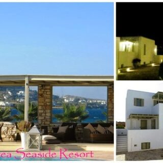 Saint Andrea Seaside Resort | Naoussa, Paros, Greece