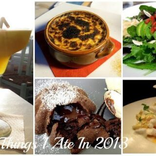 15 Best Things I ate in 2013