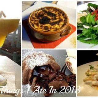 15 Best Things I ate in 2013