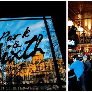 Best Wings: Park & Sixth | Jersey City