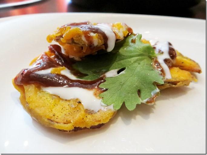 Eggplant Chaat - Junoon NYC