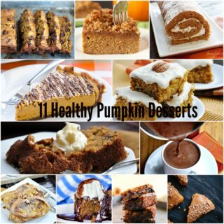 11 Healthy & Delicious Pumpkin Desserts