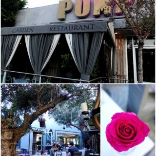 Sexy Garden Restaurant: Pump | West Hollywood, LA