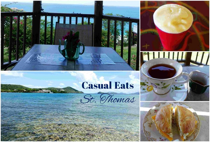 Casual & Reasonable Easts St. Thomas USVI