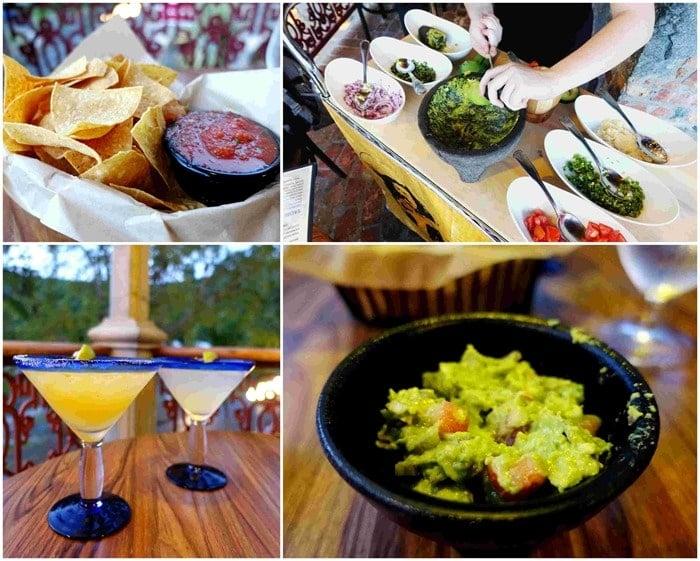 Chips & Salsa, Margaritas, Guacamole - Viva Cantina, St. John