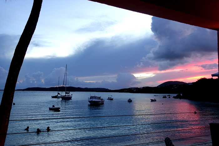 The Sunset Grille, St. Thomas, USVI