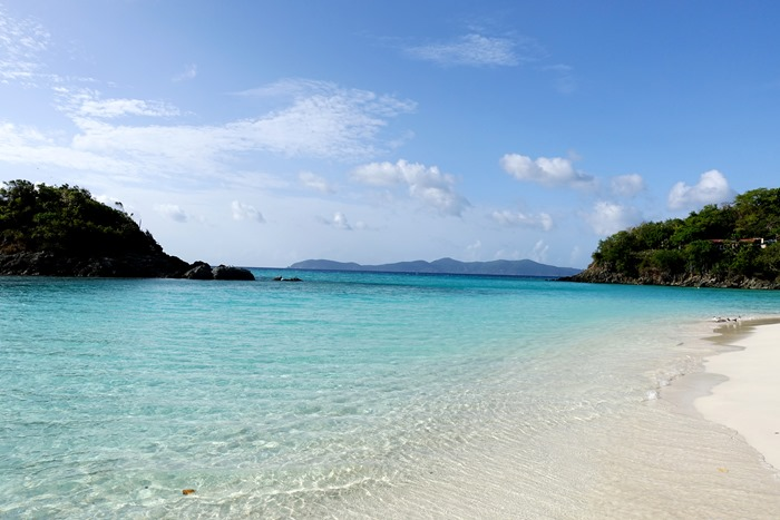 Trunk Bay Beach St. John