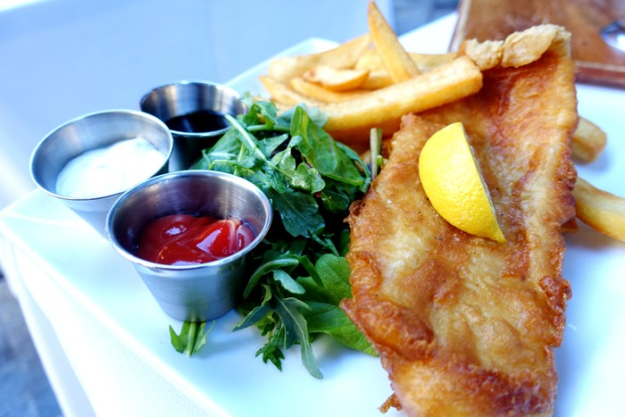 Vanderpump Fish & Chips, Pump LA