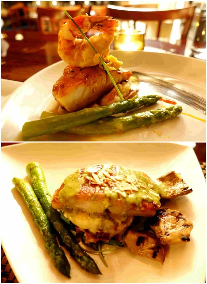 Grouper, Sea Bass - Main Plates - St. Thomas USVI