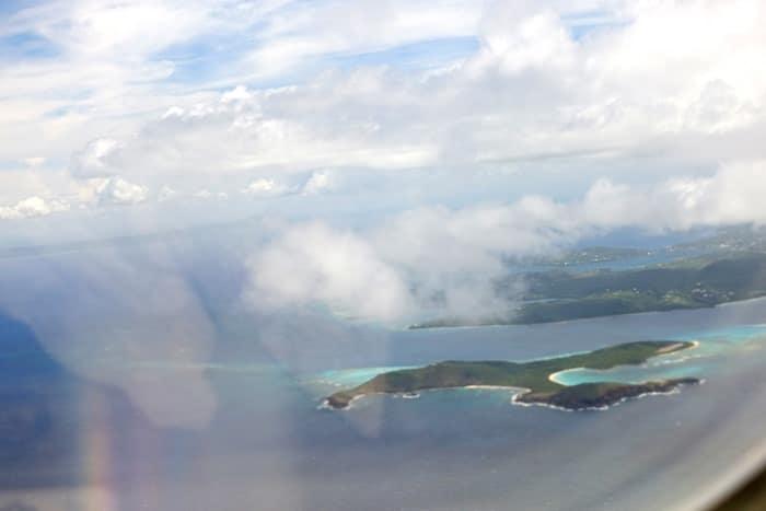 Landing, St. Thomas, USVI