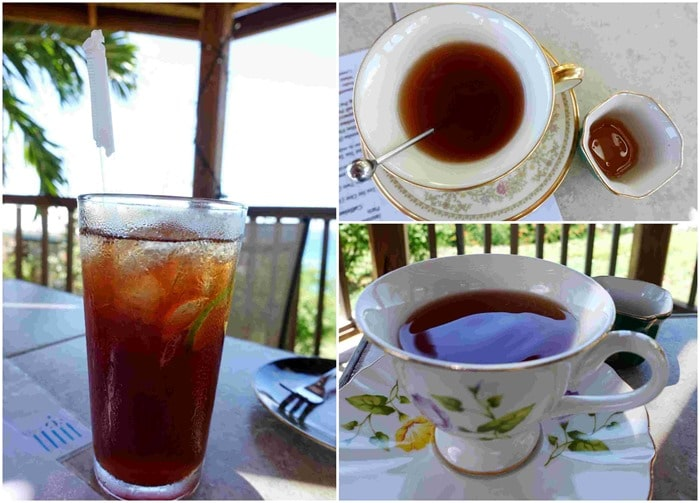 Tea - Cup N Kettle Tea House - St. Thomas USVI