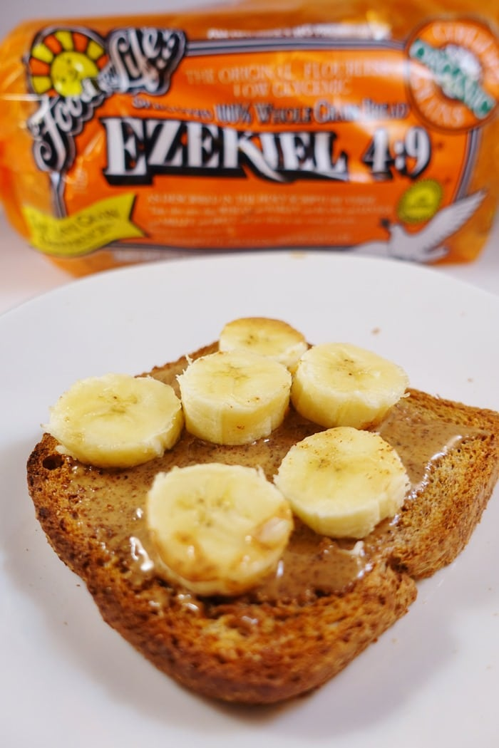 Ezekiel Bread Sprouted Whole Grain Bread