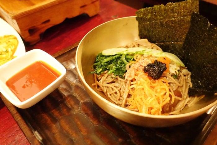 Organic Zen Noodles - HanGawi NYC