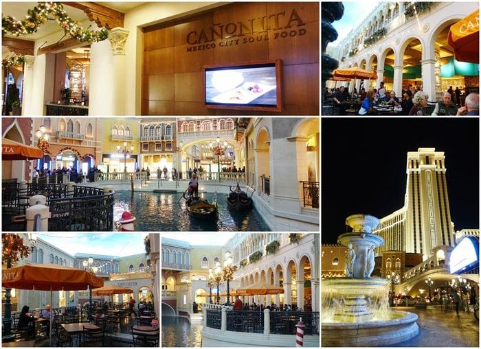 Canonita @ The Venetian, Las Vegas