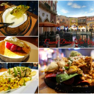 Casual Dining at Canonita, Nacho Daddy, The Barrymore | Las Vegas Part 2