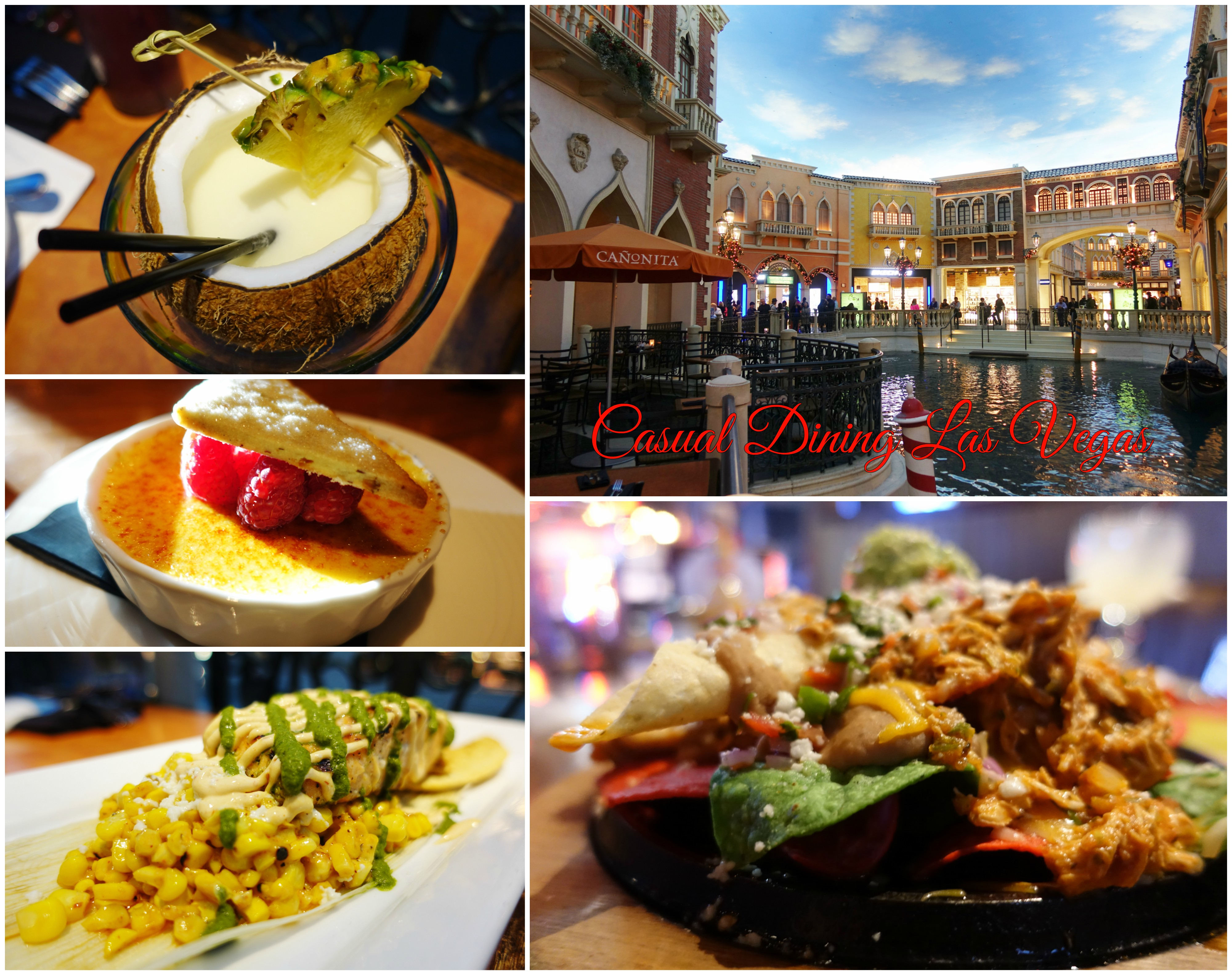 Casual Dining At Canonita Nacho Daddy The Barrymore Las