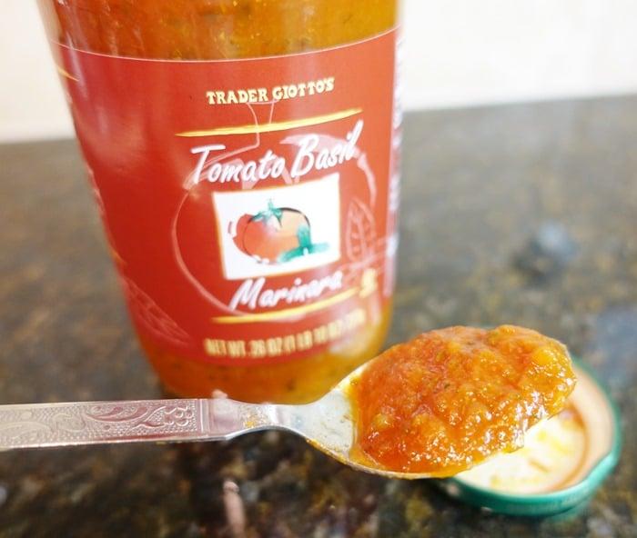 Trader Giotto's Tomato Basil Marinara Sauce