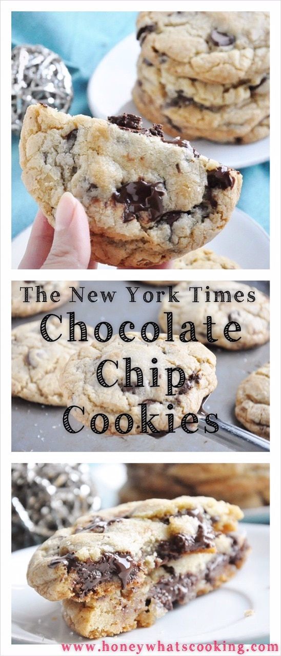 The New York Times Chocolate Chip Cookies Pin