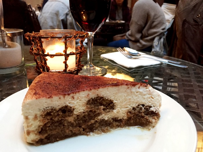 Tiramisu - La Lanterna di Vittorio, New York City