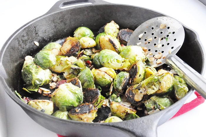 Roasted Brussels Sprouts (15)