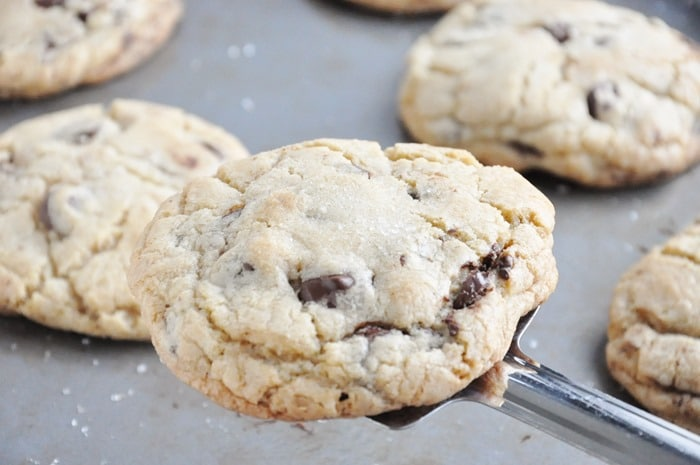 The New York Times Chocolate Chip Cookies (7)