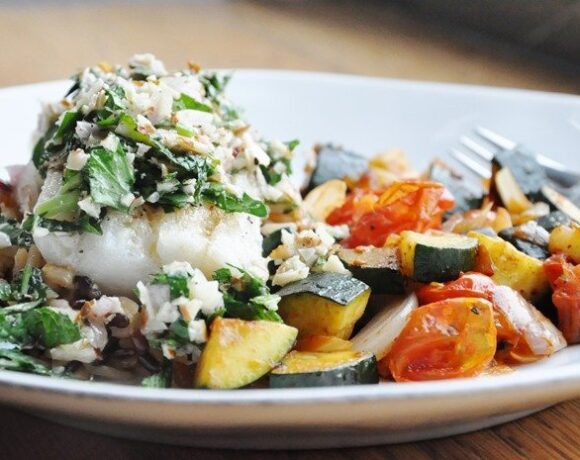 Argentinian-Style Cod