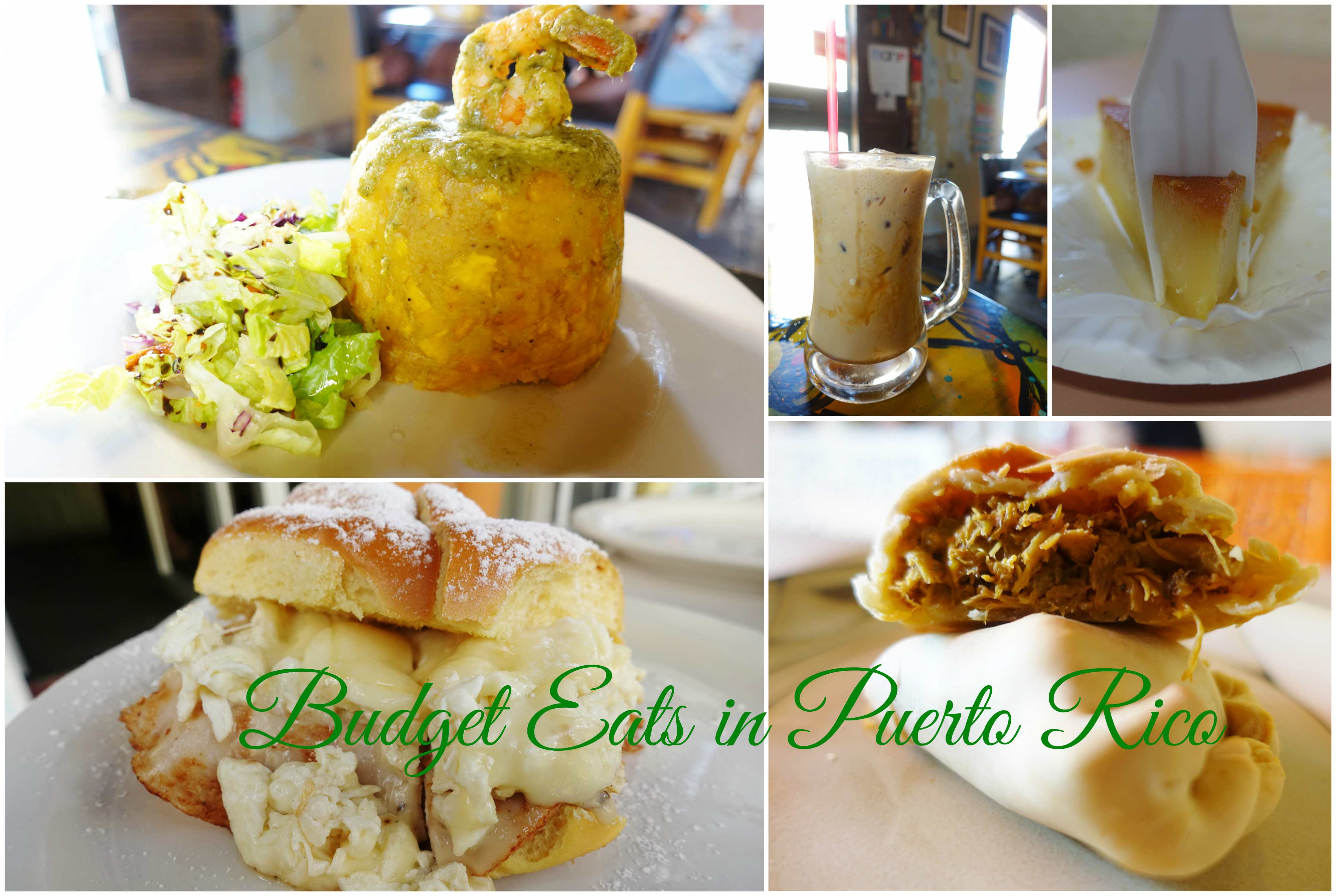 Where to Eat on a Budget in Puerto Rico