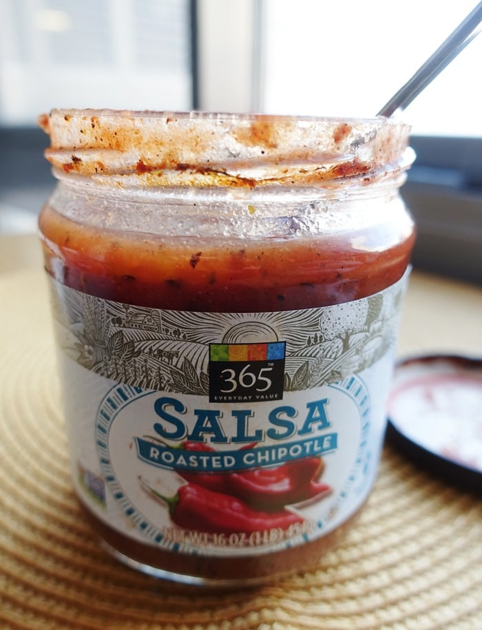 Whole Foods 365 Everyday Value Roasted Chipotle Salsa