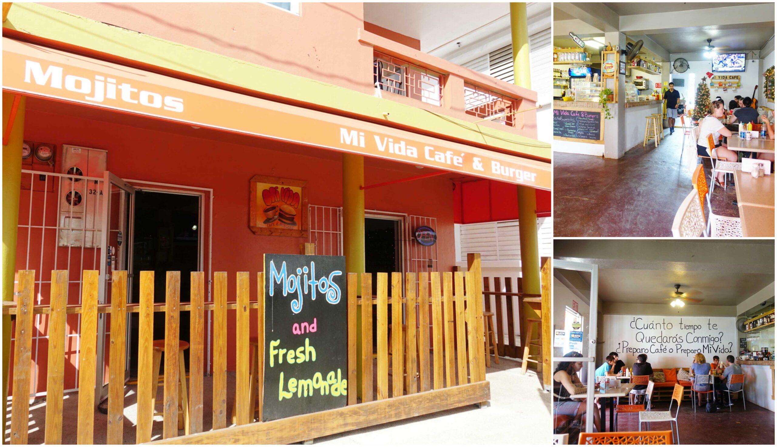 Mi Vida Cafe & Burger, Rio Grande, Puerto Rico
