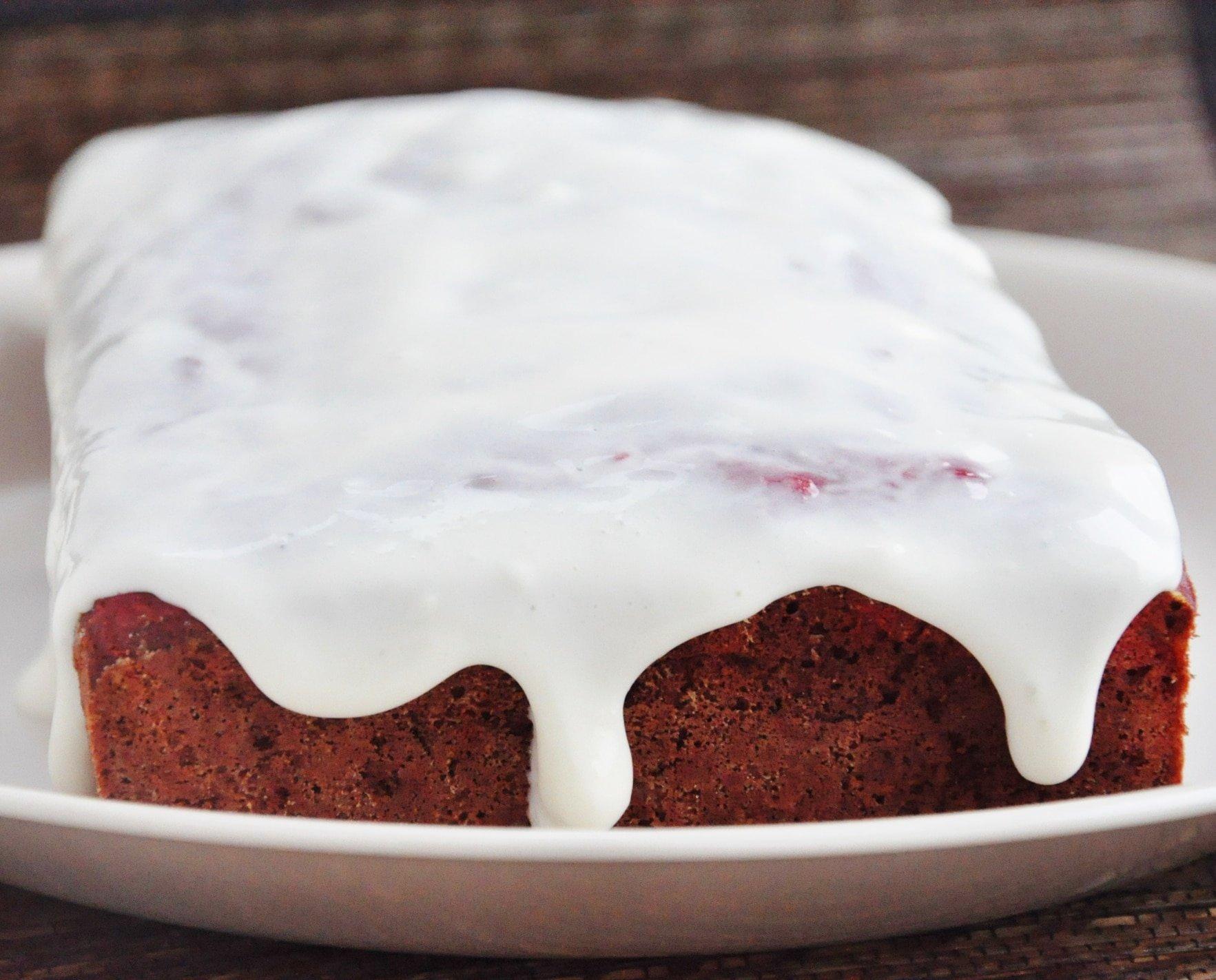Red Velvet Banana Bread (3)