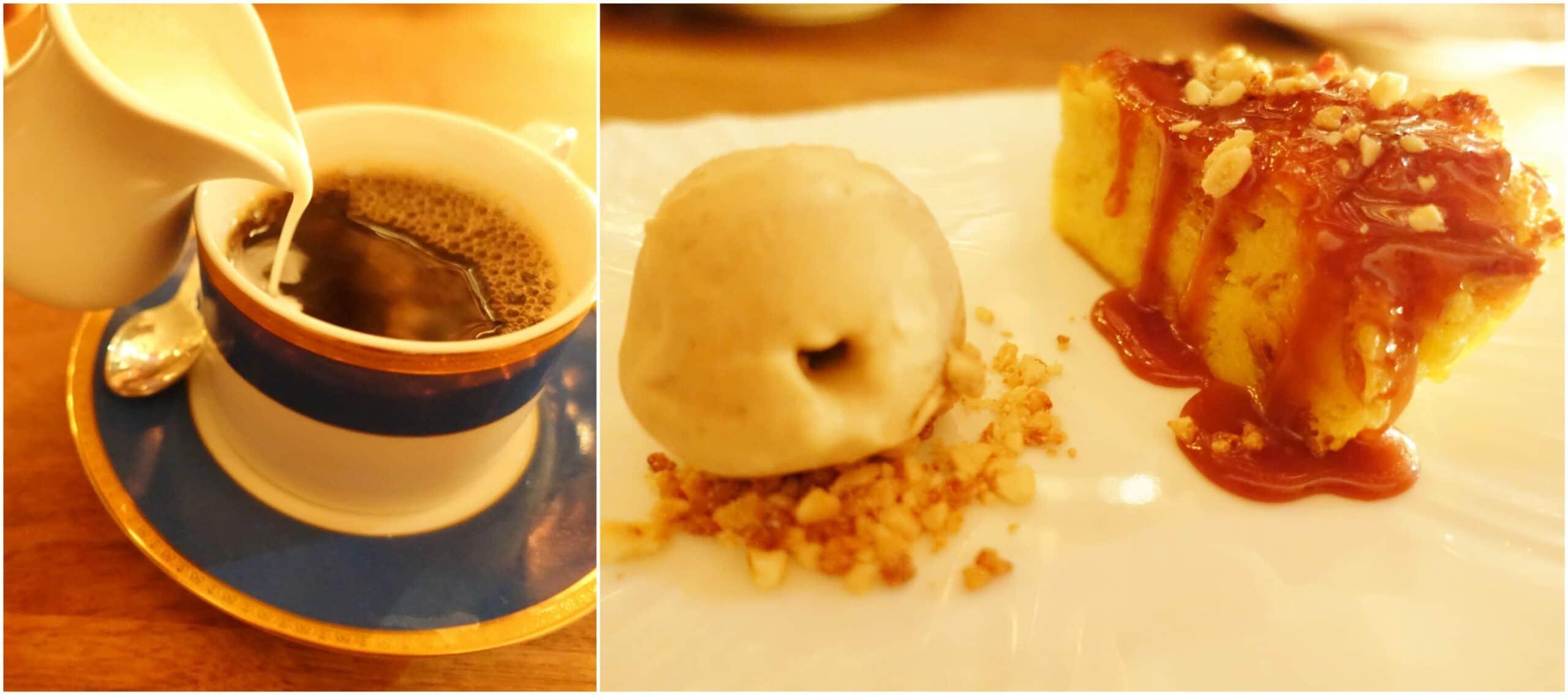 Bread Pudding - The Tasting Kitchen - Venice, Los Angeles, California
