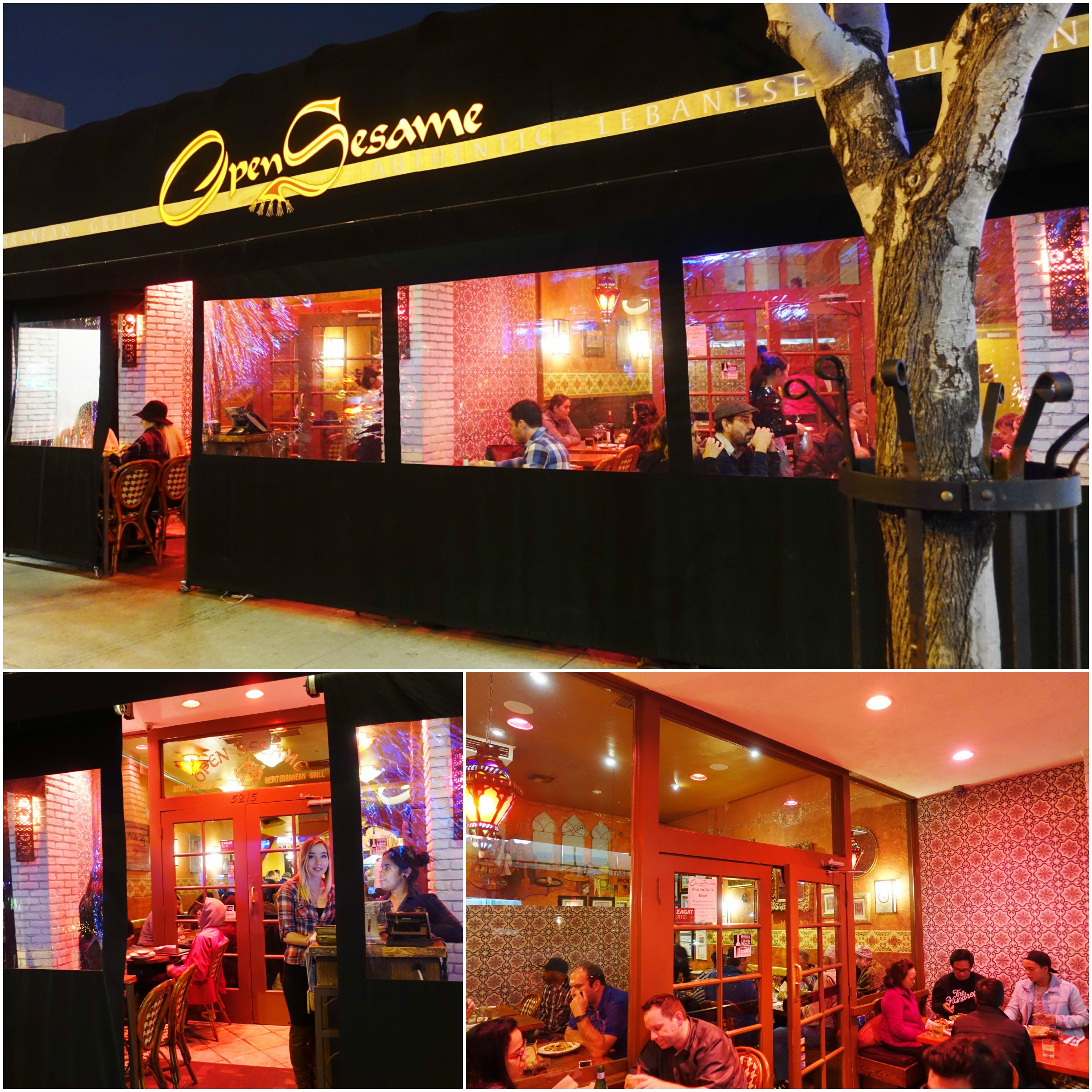 Open Sesame | Long Beach