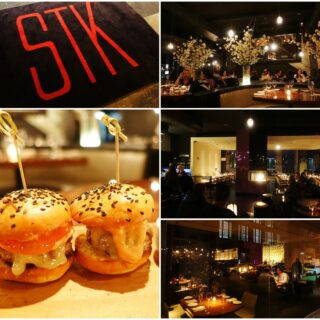The Juiciest Lil' Brgs: STK Downtown | NYC