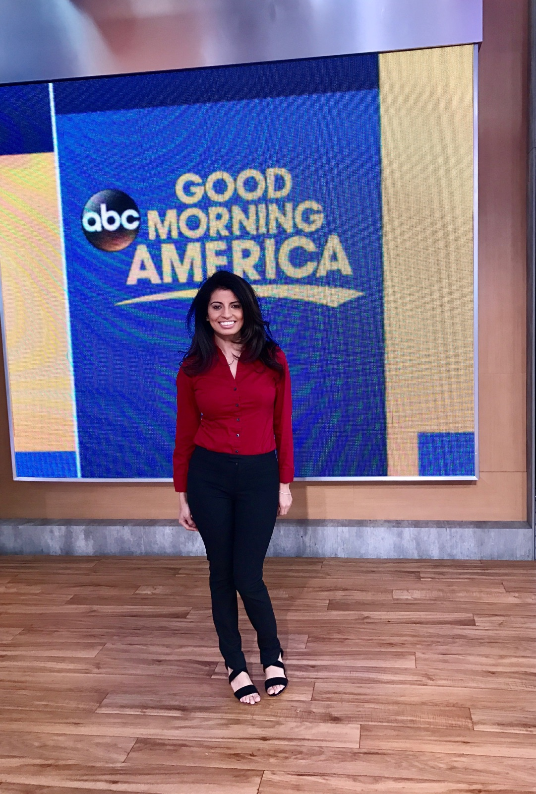 Nisha - Good Morning America
