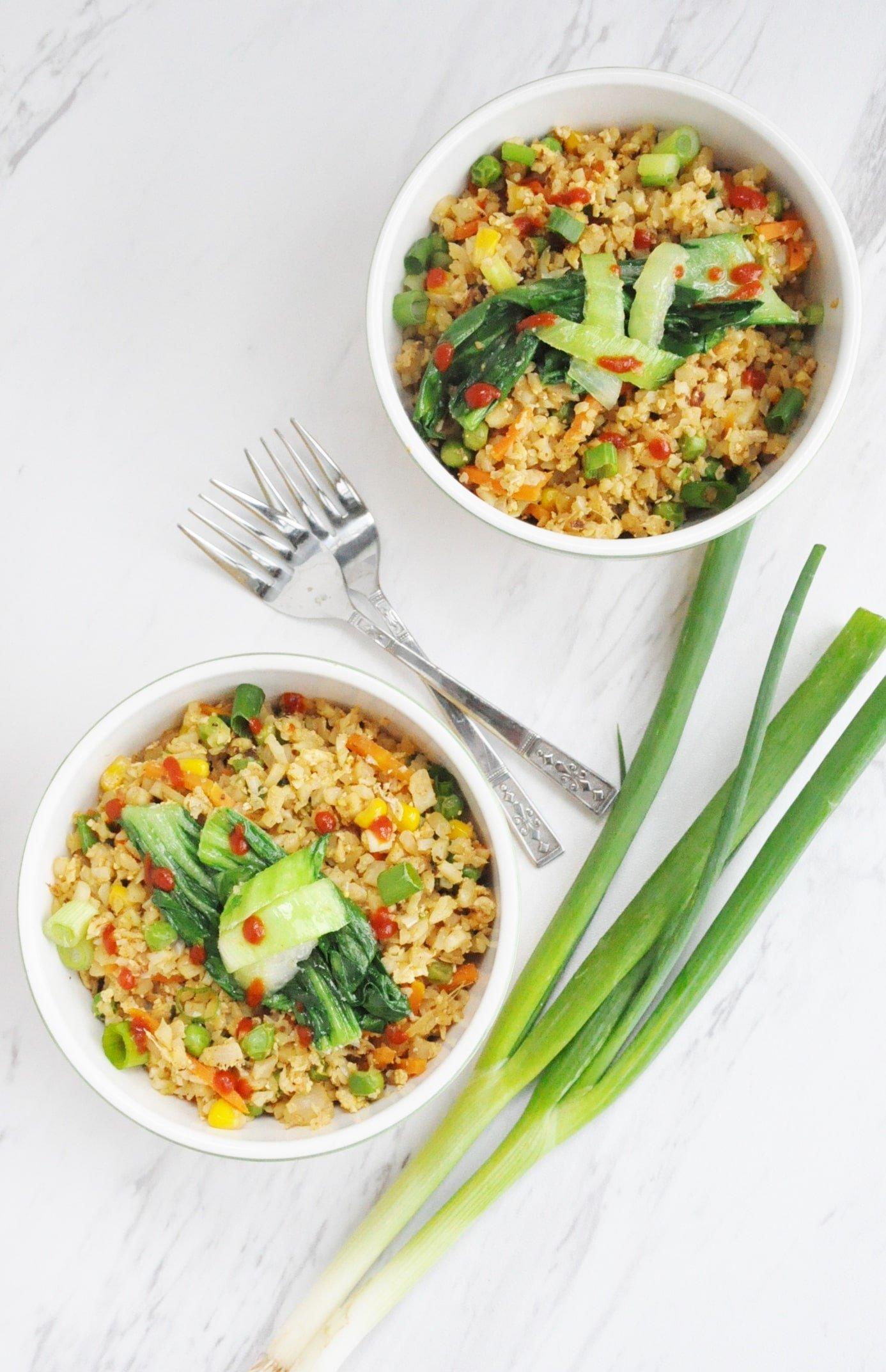 Orange Cauliflower Recipes Low Carb