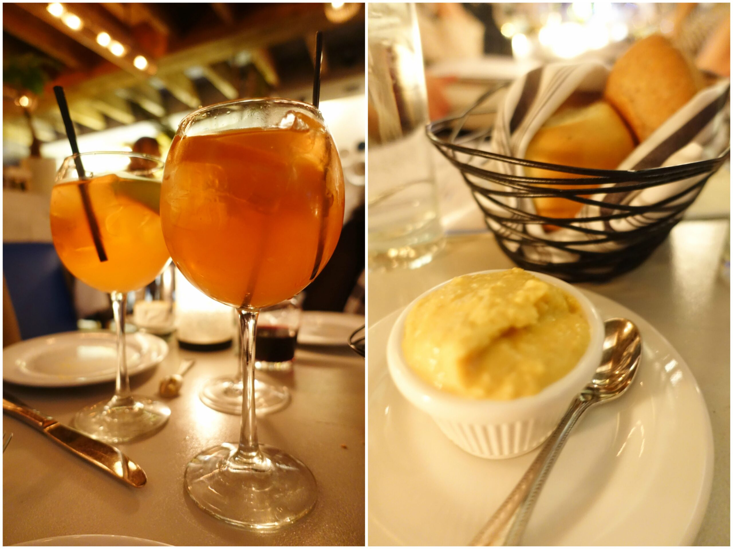 Sangria, Starter - Nisi Estiatorio, New York City