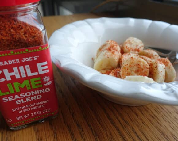 Trader Joe's Chili Lime Seasoning Blend
