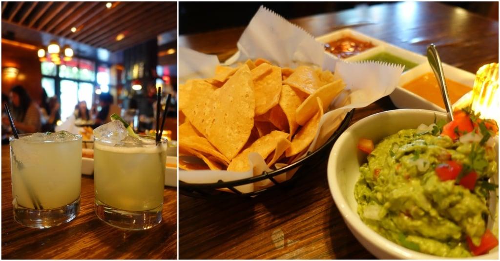 Cocktails, Guacamole - El Toro Blanco, NYC